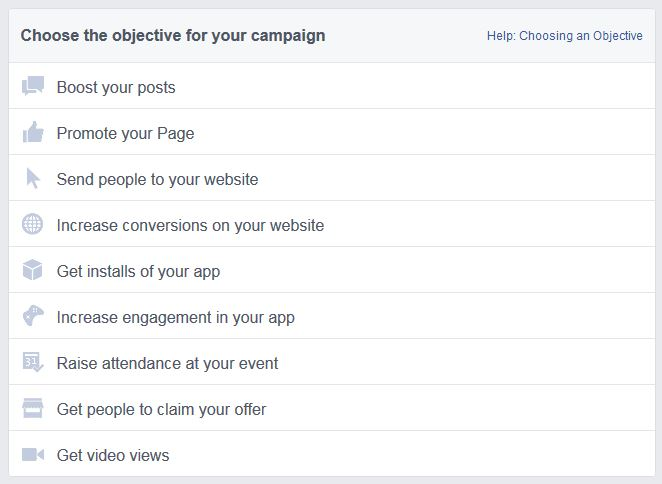 Tips for Facebook Ads