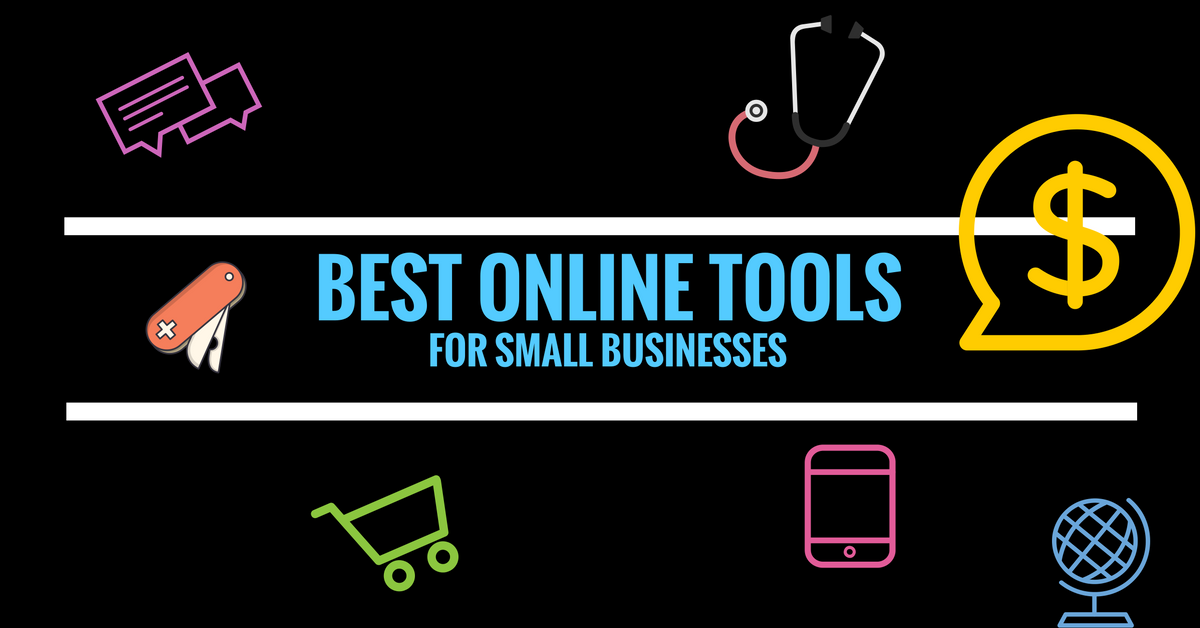 Best Online Tools for Small Business