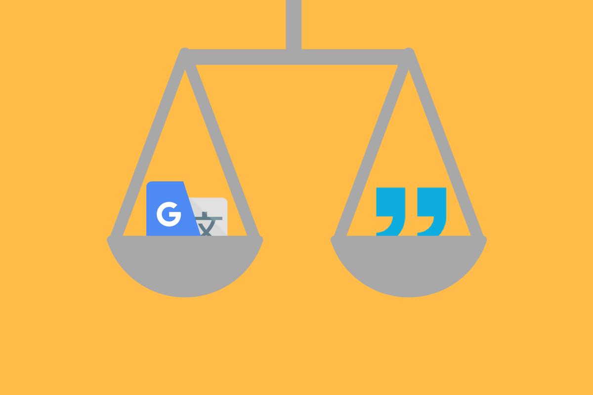 Google Translate vs. Bablic