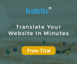 translate your website