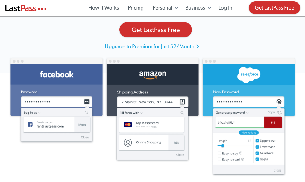 LastPass for Security