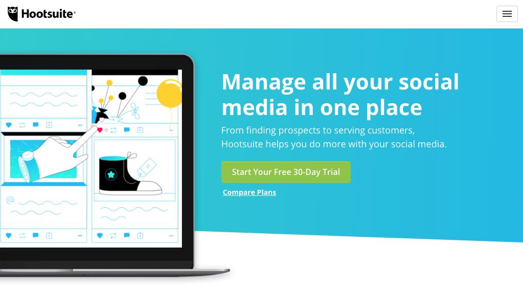 HootSuite for Digital Marketing