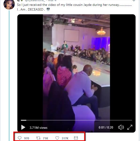 tweet with video